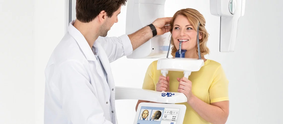 Ортопантамограф ProMax 2D SCARA3