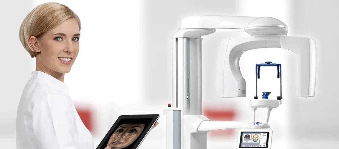 Установка Planmeca ProMax 3D Max
