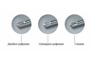 Принадлежности для OSSEODUO (80K/120S) - ФРЕЗЫ (шейверные лезвия)