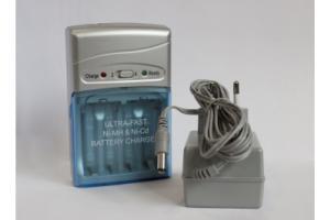 Зарядное устройство для аккумуляторов 4 позиции