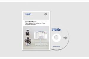Программное обеспечение для подготовки отчетов и организации виртуальных препаратов в микроскопии Vision Bio® Report