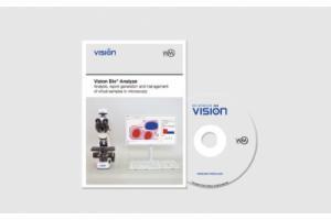 Программное обеспечение для анализа, подготовки отчетов и организации виртуальных препаратов в микроскопии Vision Bio® Analyze