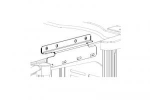 Комплект держателей для ЭЛТ-монитора,«MAJ-1601», 14 дюймов, широкий
