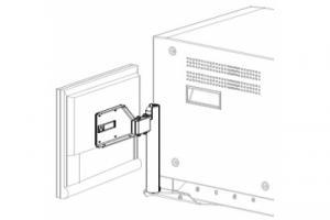 Крепление для дисплея на ЭЛТ «MAJ-1613», для ENDOALPHA