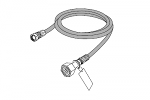 Шланг «MAJ-1081», высокого давления, для газовых балонов DIN