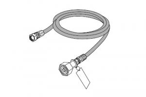 Шланг «MAJ-1082», высокого давления, для газовых балонов ISO