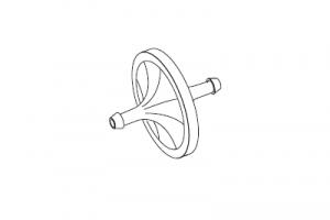 Фильтр, стерильный, одноразовый, для инсуффляции, 10 штук, для A90102A, A90100A, A5850