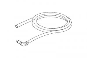 Трубка фильтра, силиконовая, 6 x 12 мм, стерильный, для одноразового использования, 10 штук. 340 мм длина