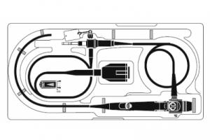 Стерилизационная кассета, для гибких эндоскопов серий CHF, CYF, ENF, HYF, LF и URF