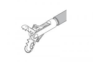 Биопсийные щипцы «FB-211D», челюсти аллигатора, 1,9 x 1150 мм, стерильные,