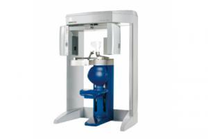3D eXam - аппарат панорамный рентгеновский стоматологический с функцией томографии. Объем изображений 8 х 8 см и 23 х 17.