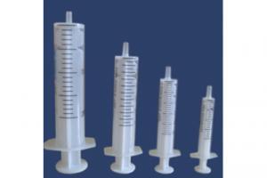 стерильные 2- часть шприцев для одноразового использования