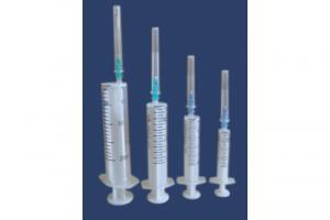 стерильные одноразовые 2- часть шприцев для одноразового использования