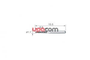 Pico Bur PC6 - боры для S-Max Pico (3 шт/уп)