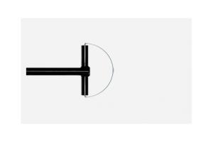 Электрод-петля моно 7х0.3 мм штекер 2.4мм