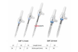 SAF файл - длина 21 мм, диаметр 1,5 мм