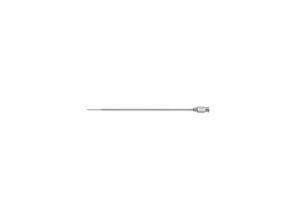Инъекционная игла с замком LUER, прямая