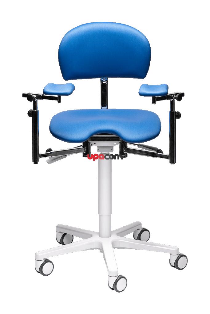 Стул стоматологический Scan-Cast для работы с микроскопом Dent Laboratory