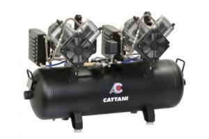 Компрессор  6 цилиндров, с 6 осушителями