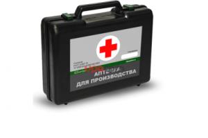Набор медикаментов для оказания первой помощи