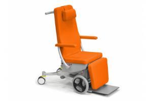 Кресло медицинское передвижное КММП