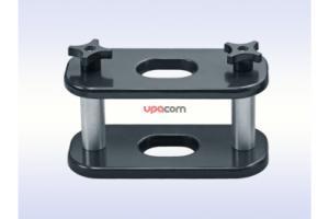 Устройство для перебазировки съёмных базисных протезов (винтовой тип)
